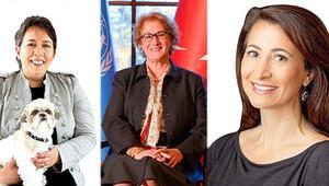 ABD'deki en etkin Türk kadınları