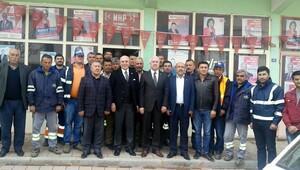 Adana'da Bahçeli hazırlığı