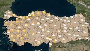 Meteoroloji'den kritik uyarı! İstanbul, Ankara, İzmir hava durumu nasıl olacak?