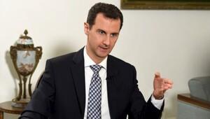 Esad: Savaşın Suriye'ye maliyeti 200 milyar dolardan fazla