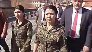 YPG Prag'da büro açıyor