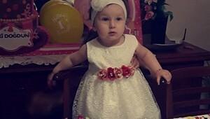 1.5 yaşındaki minik Zeynep'in feci ölümü: Üzerine televizyon düştü