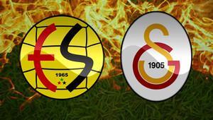 Eskişehirspor Galatasaray maçı ne zaman saat kaçta?