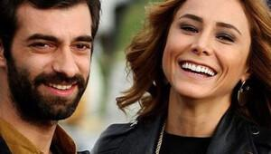 İlker Kaleli ile Burçin Terzioğlu çifti: 'Kenan'la Sinem'in düğününe gideceğiz'