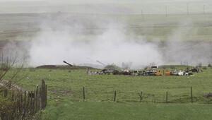 Azerbaycan ateşkes ilan etti