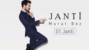 İşte Murat Boz'un 'Janti ' albümünün şarkıları