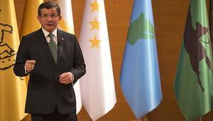 Başbakan Davutoğlu, Polis Akademisi Başkanlığı'nda konuştu...