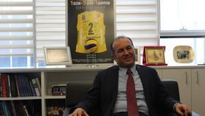 Osman Demren: 30. yıla çifte şampiyonluk yakışır
