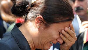 Türkan Elçi ilk kez gittiği eşinin vurulduğu sokakta gözyaşı döktü