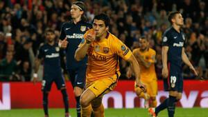 Barcelona 2-1 Atletico Madrid (Maç Özeti)