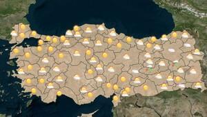 Meteoroloji - İstanbul'da hava durumu nasıl olacak?