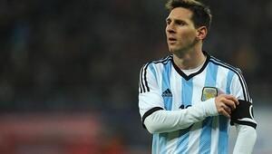 Arjantin'den Messi destek!