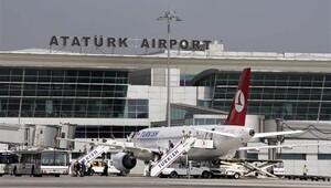 Mart ayında 12,7 milyon yolcu Türk havalimanlarından hizmet aldı