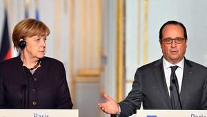 Hollande'dan Schengen çağrısı
