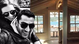 Kenan İmirzalıoğlu ile Sinem Kobal bu evde yaşayacak