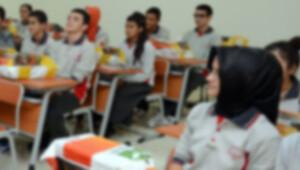 Ortaöğretimde başörtüsü serbestliğinin iptal istemine ret