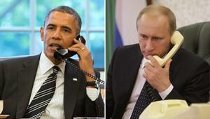'Obama, Putin'den özel olarak yardım istedi'