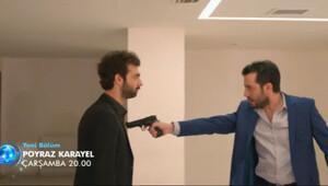 Poyraz Karayel 53. bölüm fragmanında silahlar çekildi! - İzle