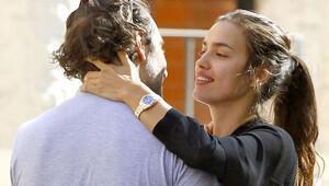 Irina Shayk, Bradley Cooper ile ilk pozunu böyle paylaştı!