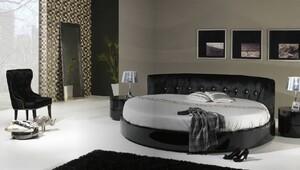 Ezber bozan formlarıyla yuvarlak yataklar