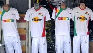 İdil'de 'Kürdistan' bayraklı tişörtler toplatıldı