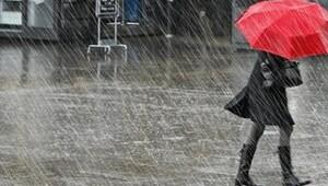 Batı Akdeniz ve Güneydoğu Anadolu'ya kuvvetli yağış uyarısı