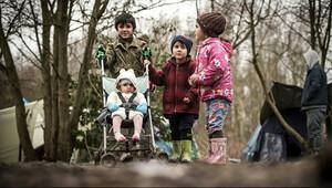 Küçük yaştaki binlerce mülteci kayıp