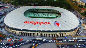 Vodafone Arena borsayı da salladı