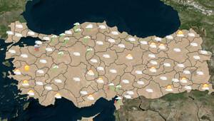 İstanbul hava durumu nasıl? Meteorolojiden son açıklama