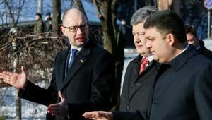 Ukraynada siyasi kriz büyüyor, başbakanlığa aday yok