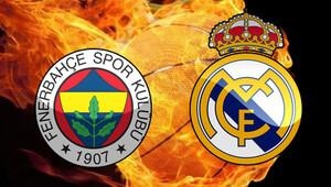 Fenerbahçe Real Madrid maçı saat kaçta hangi kanalda şifreli mi?