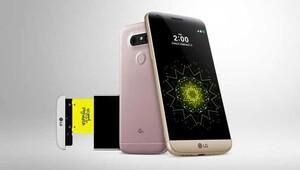 İşte karşınızda LG G5