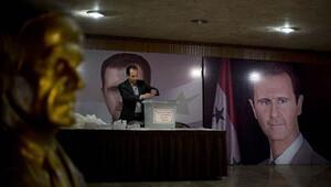 Suriye'de dünyanın tanımadığı seçim!