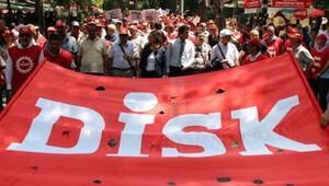 DİSK: 1 Mayısta Taksimdeyiz