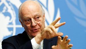 BM Temsilcisi Mistura'dan Cenevre açıklaması: Önceliğimiz...