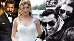 Kenan İmirzalıoğlu ve Sinem Kobal'ın düğün davetiyesi ortaya çıktı