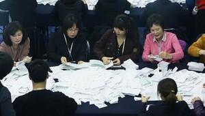 Güney Kore parlamento seçimlerinde zafer muhalefetin