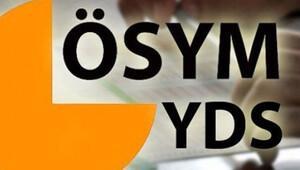 YDS 2016 sınav sonuçları açıklandı! ÖSYM sorgulama