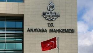 AYM'den AK Parti ve CHP'ye şok karar