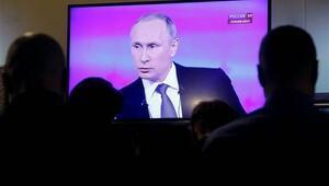 Rusya Devlet Başkanı Putin'e tuhaf soru
