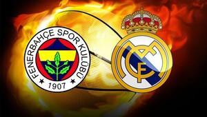 Fenerbahçe Real Madrid maçı hangi kanalda saat kaçta şifresiz mi?