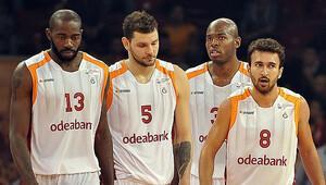 Galatasaray Odeabank: 70 - Darüşşafaka Doğuş: 72