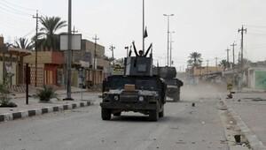 Irak ordusundan Anbar eyaletinde IŞİD'e darbe