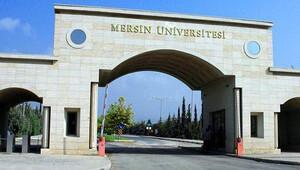 Mersin Üniversitesi'nden büyük başarı