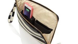 Telefon ve bilgisayarlar çantada şarj olacak