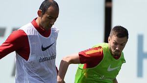 Selçuk, Sneijder, Chedjou ve Denayer idmana çıkmadı