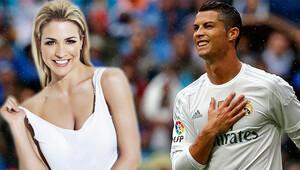Ronaldo ilk gecemizde dizi izledi!