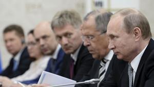 Putin'in yıllık geliri 135 bin dolarmış!
