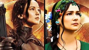 Gülsim Ali'nin Jennifer Lawrence'a olan benzerliği şaşırttı