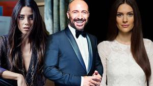 Halit Ergenç'in yeni dizisinde rol arkadaşı Bergüzar Korel mi Cansu Dere mi olacak